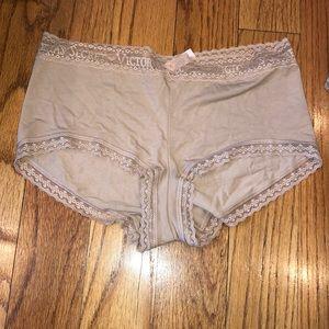 Victoria's Secret boy short! Size large